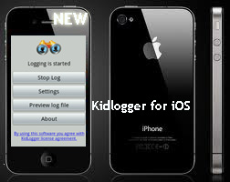 Kidlogger for iOS
